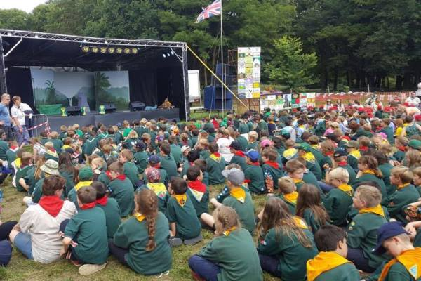 """Cubs 100 County Camp"""
